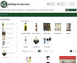 alambiquedesantamarta.com